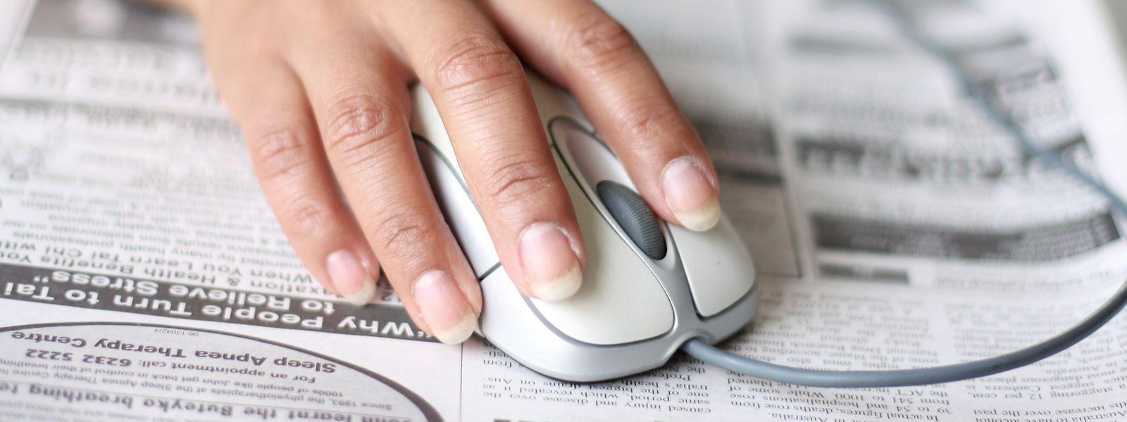 Welche Bewegungen man beim surfen mit der Maus ausführt, lässt unter Umständen auf persönliche Daten schließen.