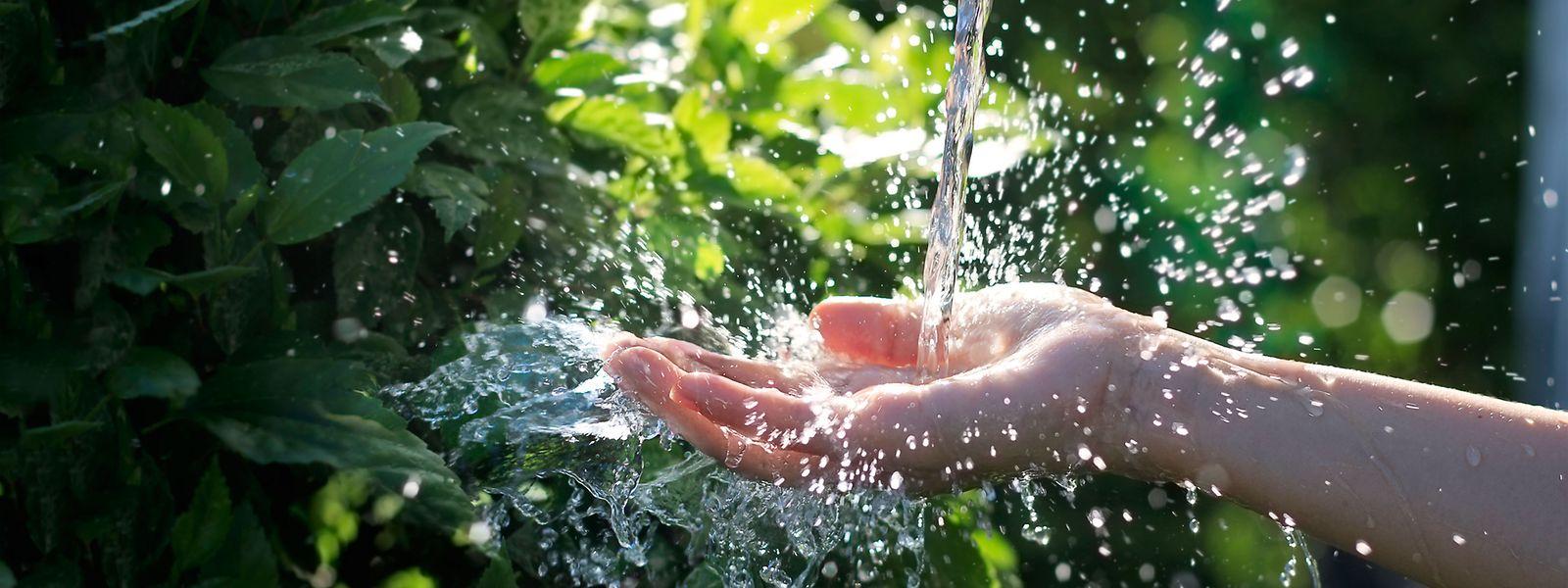 Sécheresse printanière, météo sans grandes précipitations et incertitude sur la consommation d'un été avec moins de départ en vacances préoccupent sérieusement l'Administration de la gestion de l'eau.