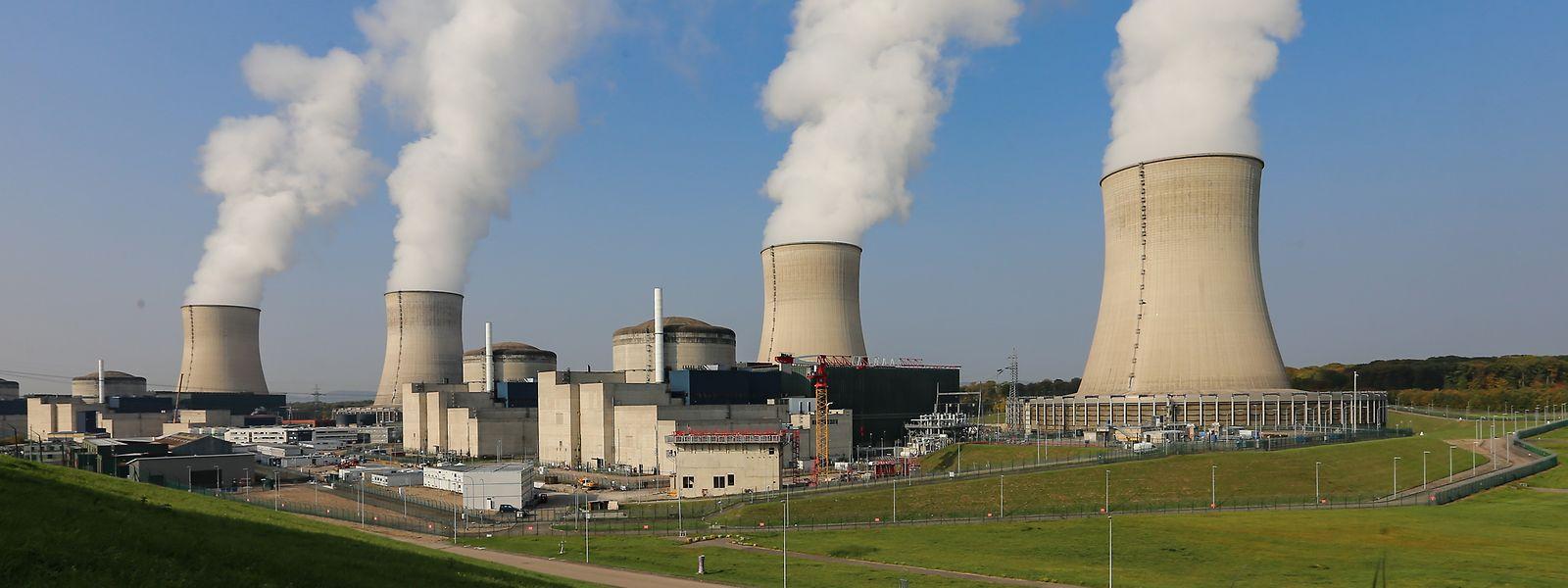Cattenom est la septième centrale nucléaire au monde en puissance installée.