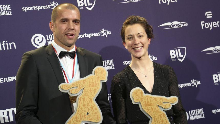 Bis repetita pour Gilles Muller et Christine Majerus.