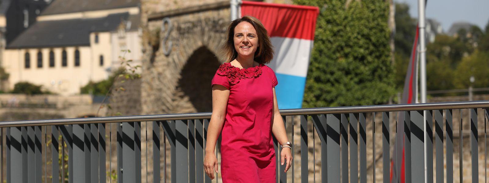 «Normalement, je ne pars pas loin en vacances. Je séjourne ici au Luxembourg en août. Cette année, c'est la première année depuis un certain temps qu'il n'y a plus d'élections, alors j'irai en Italie avec mes enfants en septembre», confie Corinne Cahen.