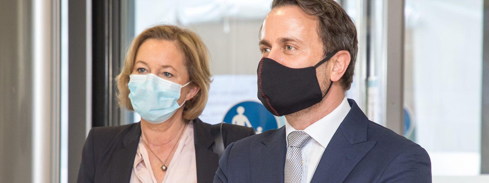 Le duo Lenert-Bettel va certainement plus annoncer des retouches que de grands bouleversements dans la gestion de la crise covid.