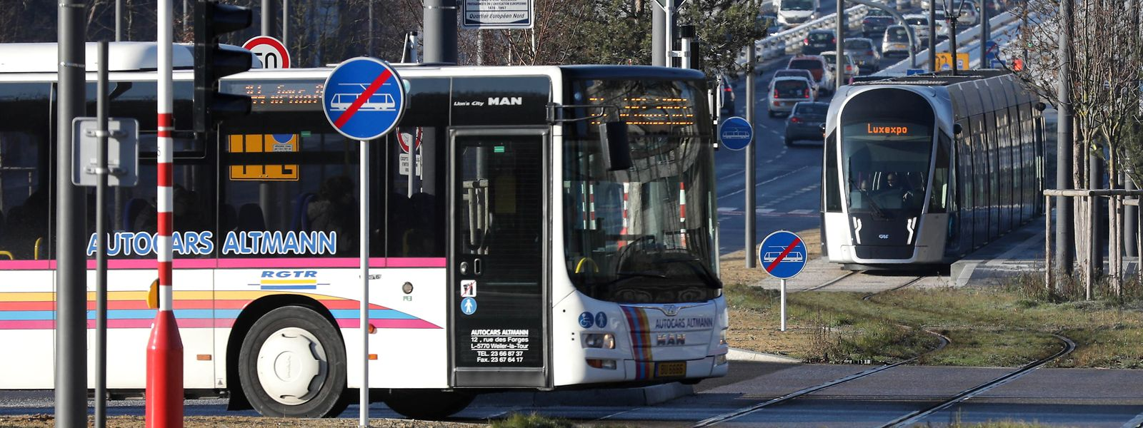 Trams et bus seront gratuits dès le 1er mars. Vraiment tous les bus?