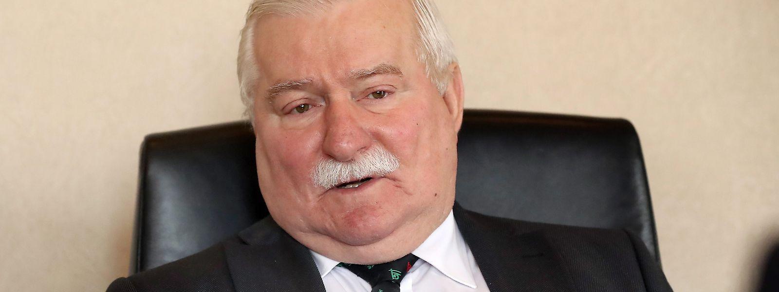 Auch der ehemalige Präsident und Friedensnobelpreisträger Lech Walesa gehört zu den Unterzeichnern des Protestbriefs.
