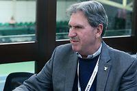 FLT Tennis Fed Cup zwischen Luxemburg und Schweden im CNT Esch am 07.02.2020 David HEGGERTY ITF Präsident