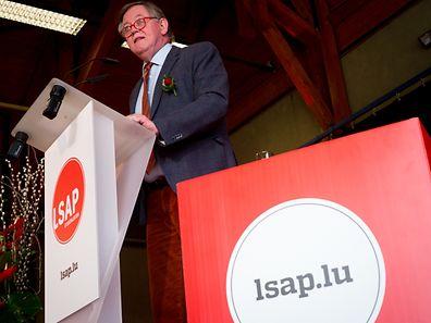 Fraktionschef Alex Bodry: Haben CSV und ADR 2018 eine Mehrheit, bilden sie eine Koalition.
