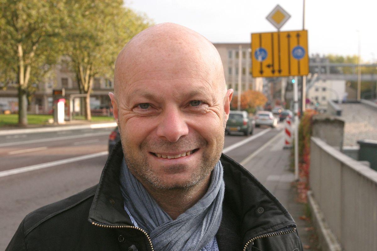 OLivier Razemon: «Évidemment le carsharing et le covoiturage font partie de la recette. Le covoiturage a un énorme avenir.»