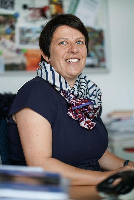 Sandra Bertholet, Geschäftsführerin des ORT Müllerthal, sieht nach der Krise Chancen für den regionalen Tourismus.