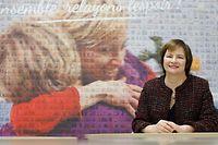 Lokales, Lucienne Thommes Direktorin, Fondation Cancer, Weltkrebstag, Krebspatienten währen der Corona-Krise, Foto: Luxemburger Wort/Anouk Antony