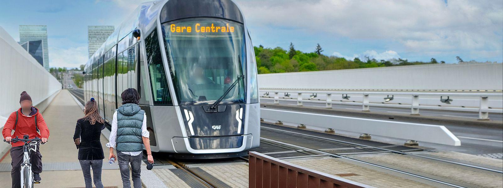 Pas simple de faire cohabiter tous les moyens de transport dans une ville en constante évolution.