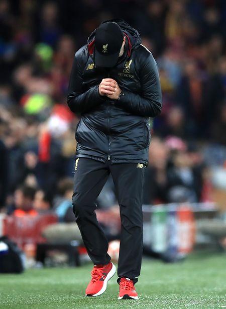 Kurzes Stoßgebet: Liverpools Trainer Jürgen Klopp.