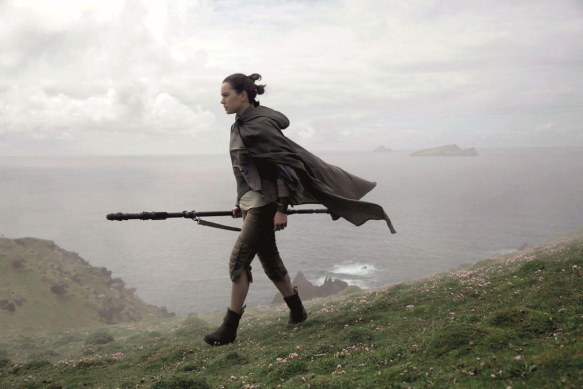 Rey behauptet sich als Hoffnung der Rebellion.