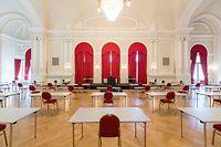 Poliitik, Chamber zieht in den Cercle Cité um, Foto: Lex Kleren/Luxemburger Wort
