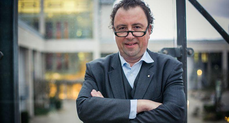 Interview: Dr. Schummer Generaldirektor Spidol KB, Foto Lex Kleren