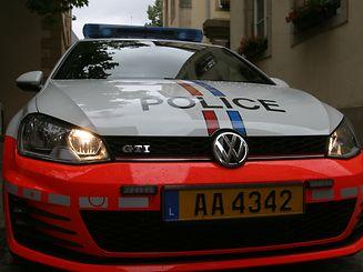 Grâce au courage du Luxembourgeois, les policiers n'avaient plus qu'à dresser le procès-verbal.
