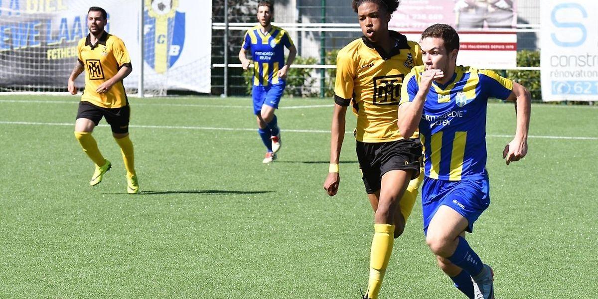 Tiago Costa ne se contentera plus de déborder les défenseurs de Division 1. Place à la Promotion d'Honneur.
