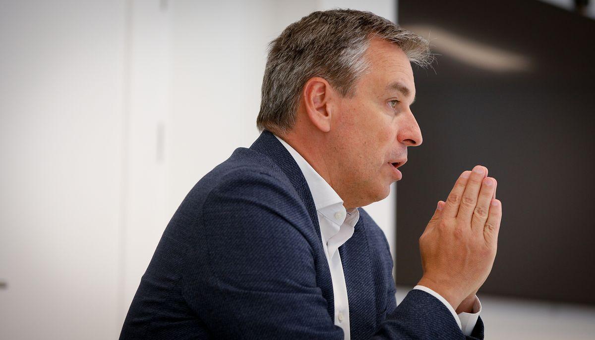 Bildungsminister Claude Meisch (DP) steht wegen des Gesetzentwurfs 7662 stark unter Druck.