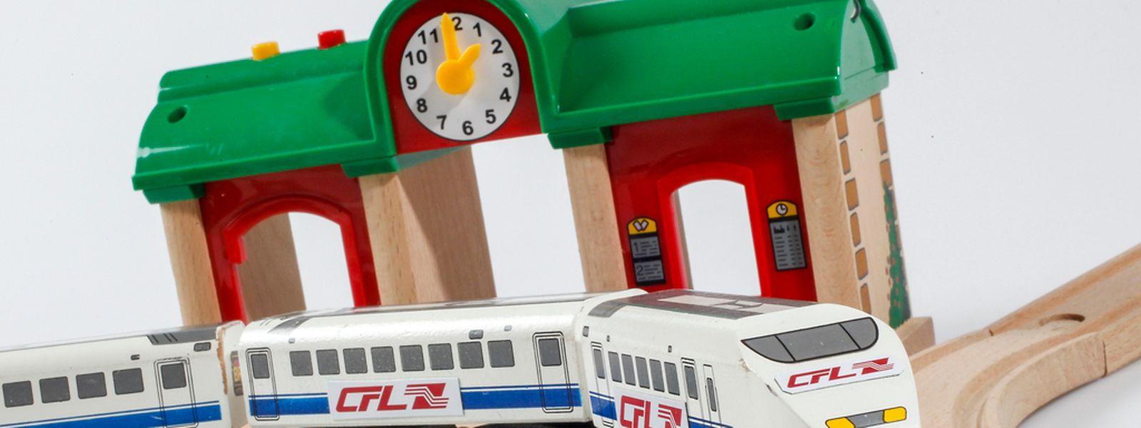 Kein Kinderspiel: Die kleinste Änderung innerhalb des Zugfahrplans hat Folgen in der gesamten Organisation des öffentlichen Transports.