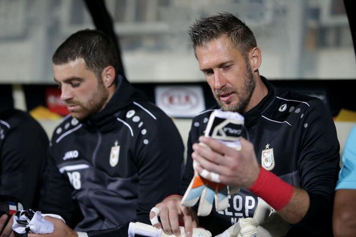 Landry Bonnefoi pourrait profiter de la venue de l'Olympiakos pour disputer ses premières minutes sous le maillot dudelangeois.