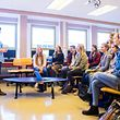 Auf einer Onlineplattform können die Schüler sich bei verschiedenen Unternehmen um eine Praktikumsstelle bewerben.