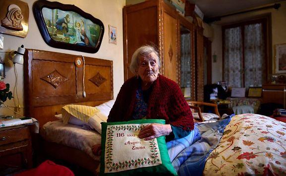 Italien: Ältester Mensch der Welt gestorben