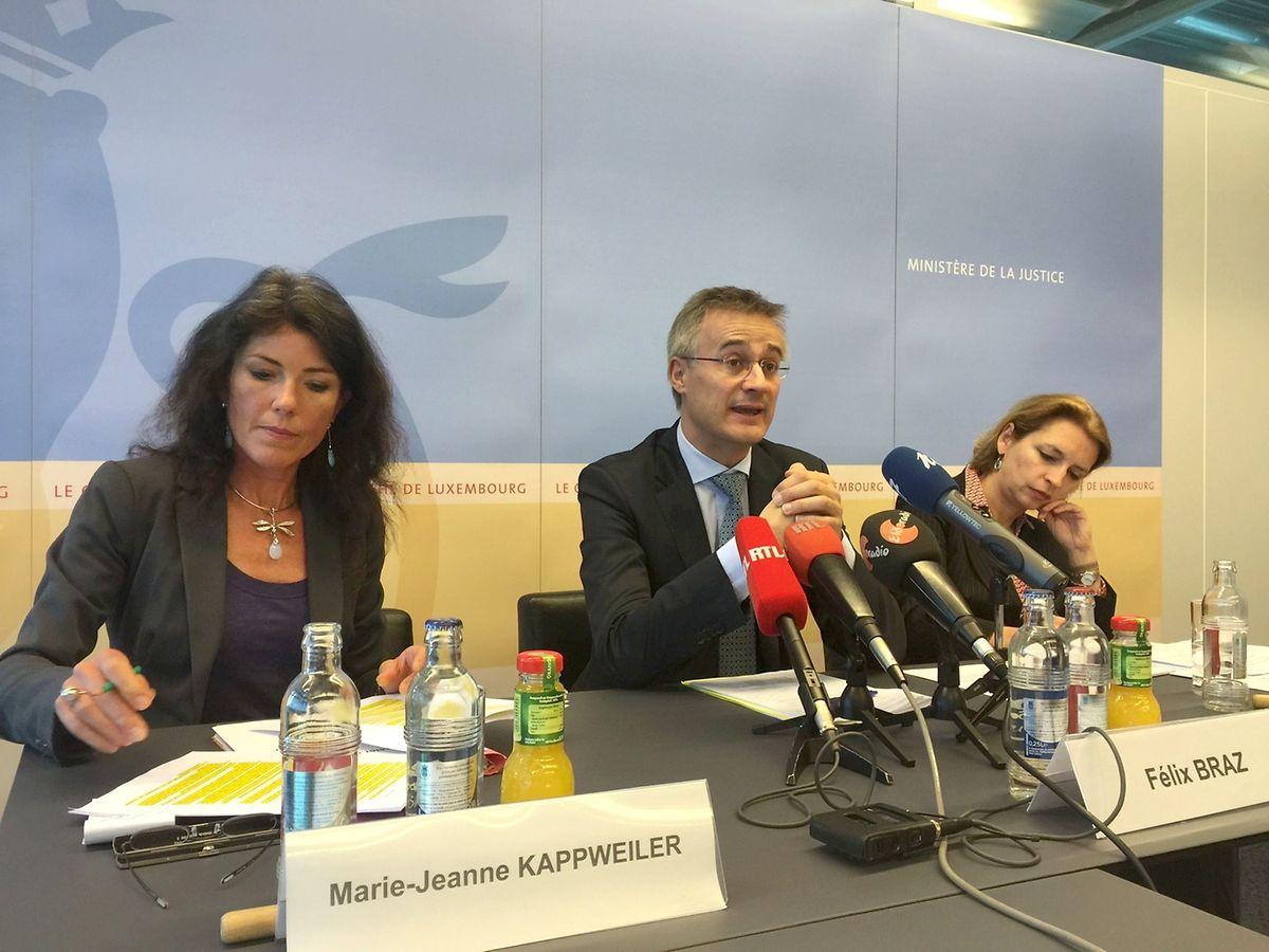 """Minister Braz: """"Der Auszug aus dem Strafregister ist kein Berufsverbot."""""""