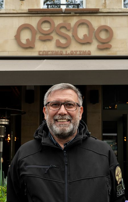 Das Qosqo hat sich gegen Schnelltests entschieden, erklärt Fred Locatelli.