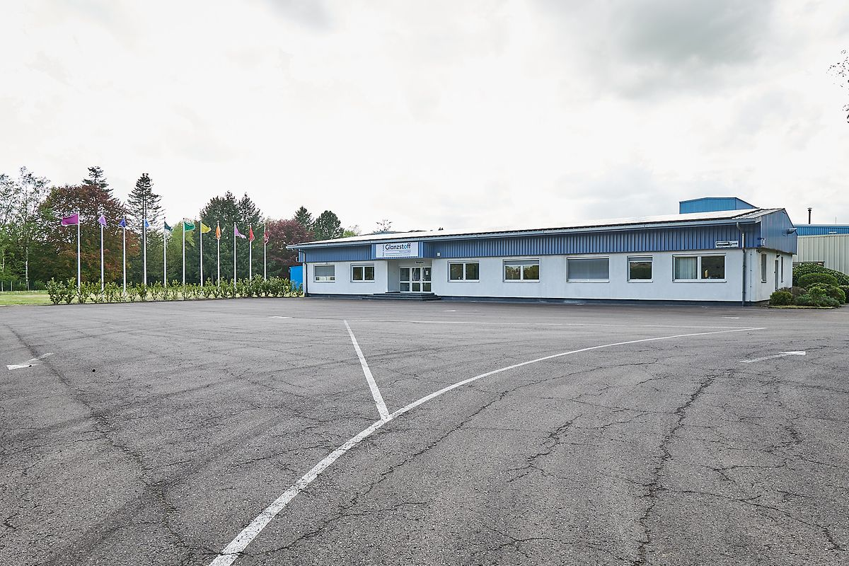 Die Firma Textilcord in Steinfort.