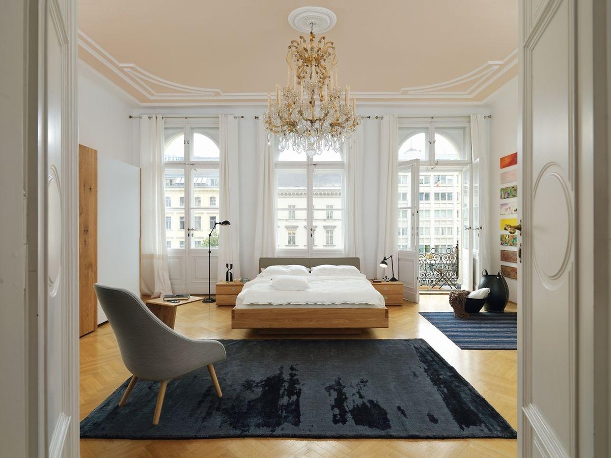 Das Zweite Wohnzimmer: Das Schlafzimmer Wird Aufenthaltsraum
