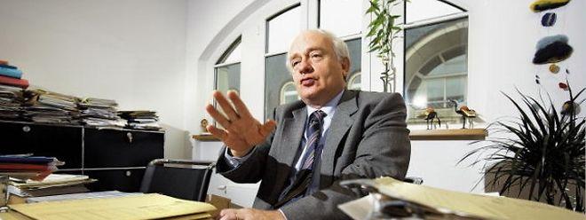 """Staatsanwalt Robert Biever: """"Untersuchungsgericht und IGP können nicht gleichzeitig ermitteln."""""""