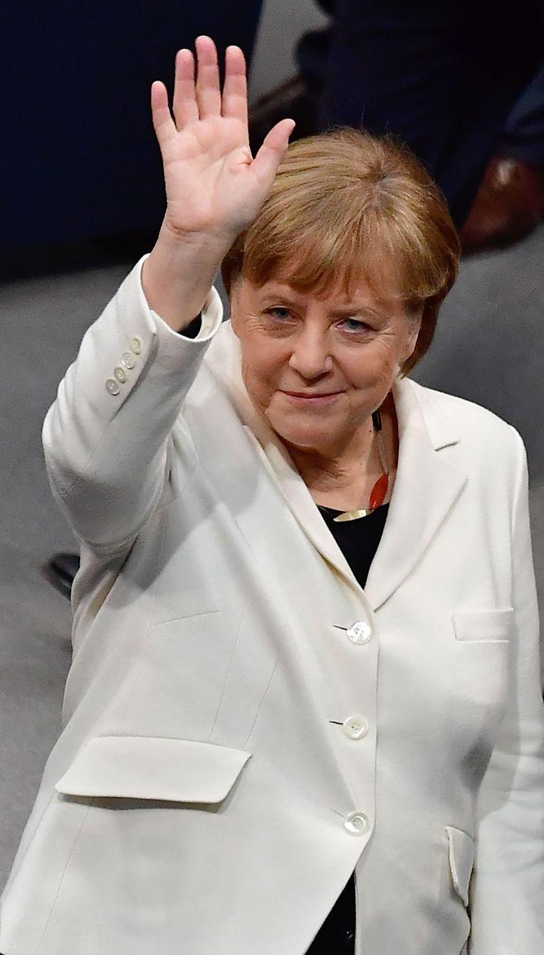 Die Wahl von Angela Merkel ist so gut wie sicher.
