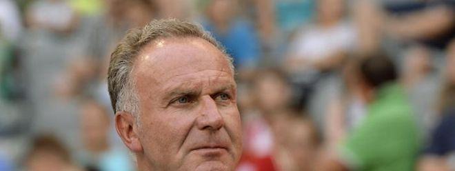 Der Bayern-Chef wertet den Rückzug von Schweinsteiger als weise Entscheidung.