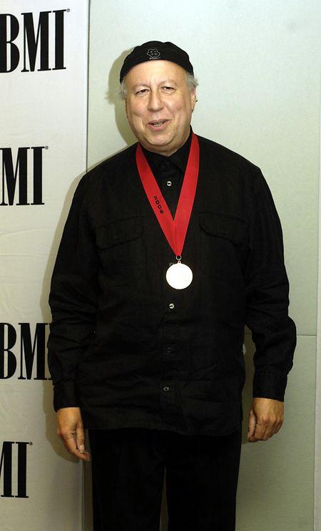 2006: Peter Green, Mitbegründer der Musikgruppe Fleetwood Mac, bei einem Event in London.