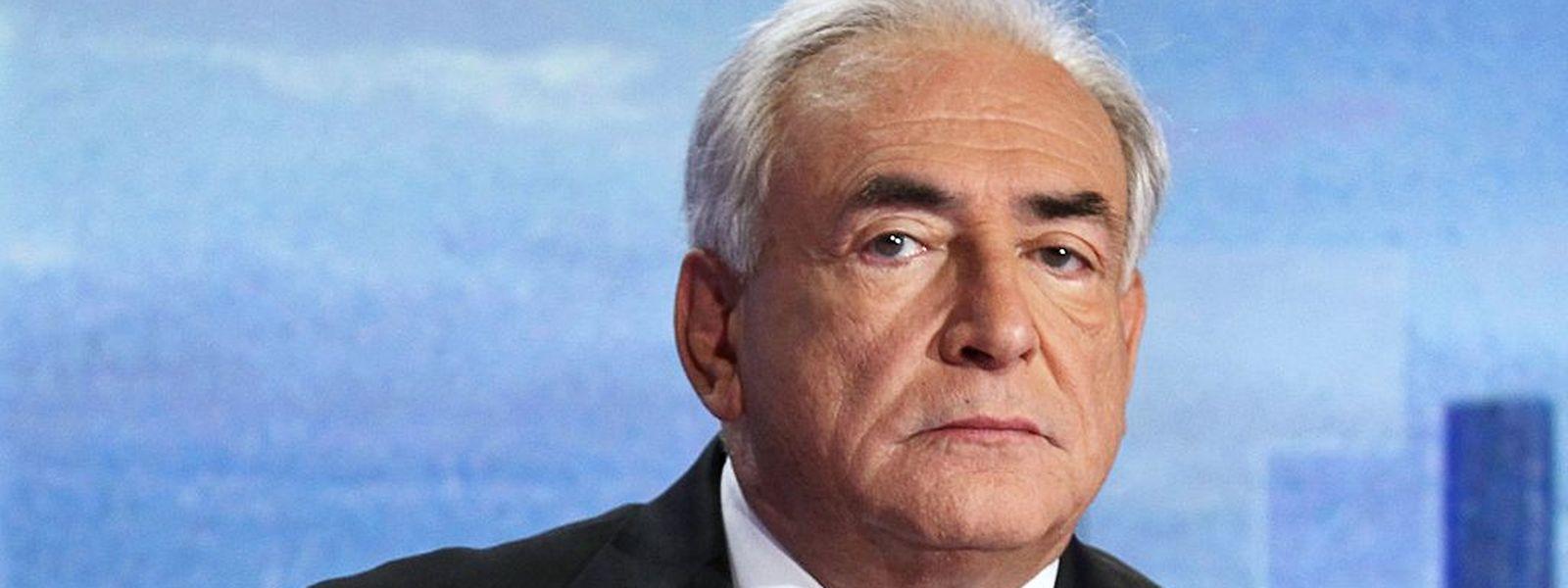Erstmals muss Dominique Strauss-Kahn in dem Prozess aussagen.