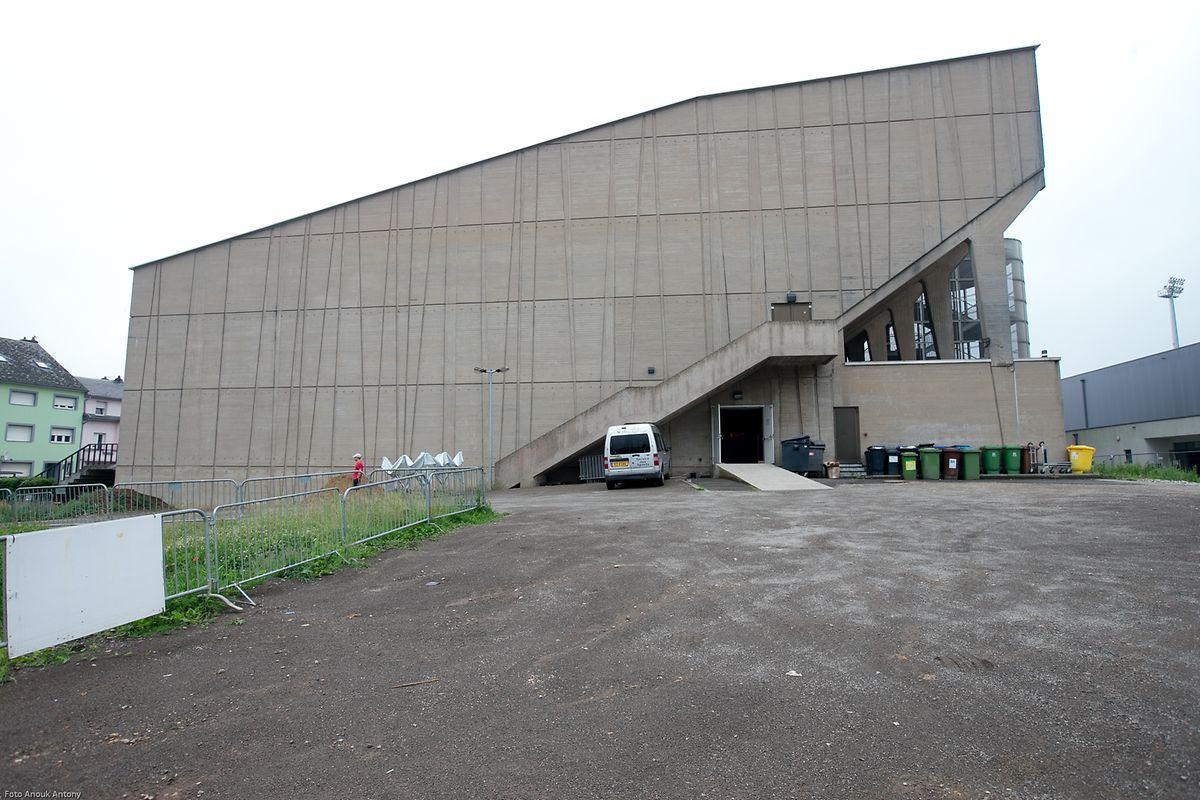 En septembre 2020, le site accueillera le nouveau HUB sportif de Differdange.