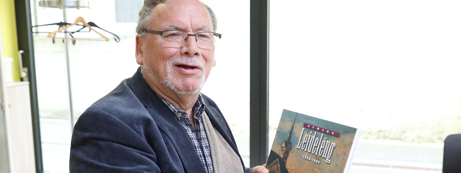 Raymond Kauffmann gehörte 47 Jahre lang dem Leudelinger Gemeinderat an.