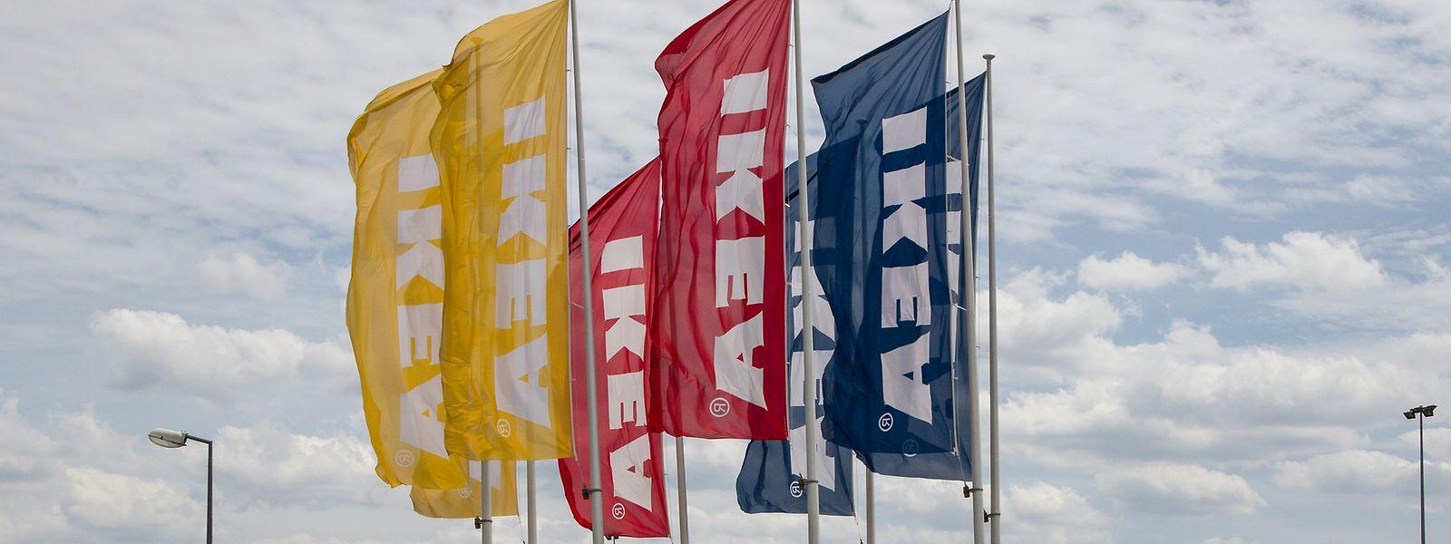 """Ikea Belgique a démenti jeudi tout projet """"physique"""" au Luxembourg."""