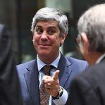 """Centeno defende que """"não é justificável retratar o Eurogrupo como opaco"""""""
