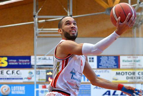 Vier Basketballteams kämpfen um zwei Halbfinaltickets