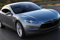 Das Model S kam 2012 auf den Markt.