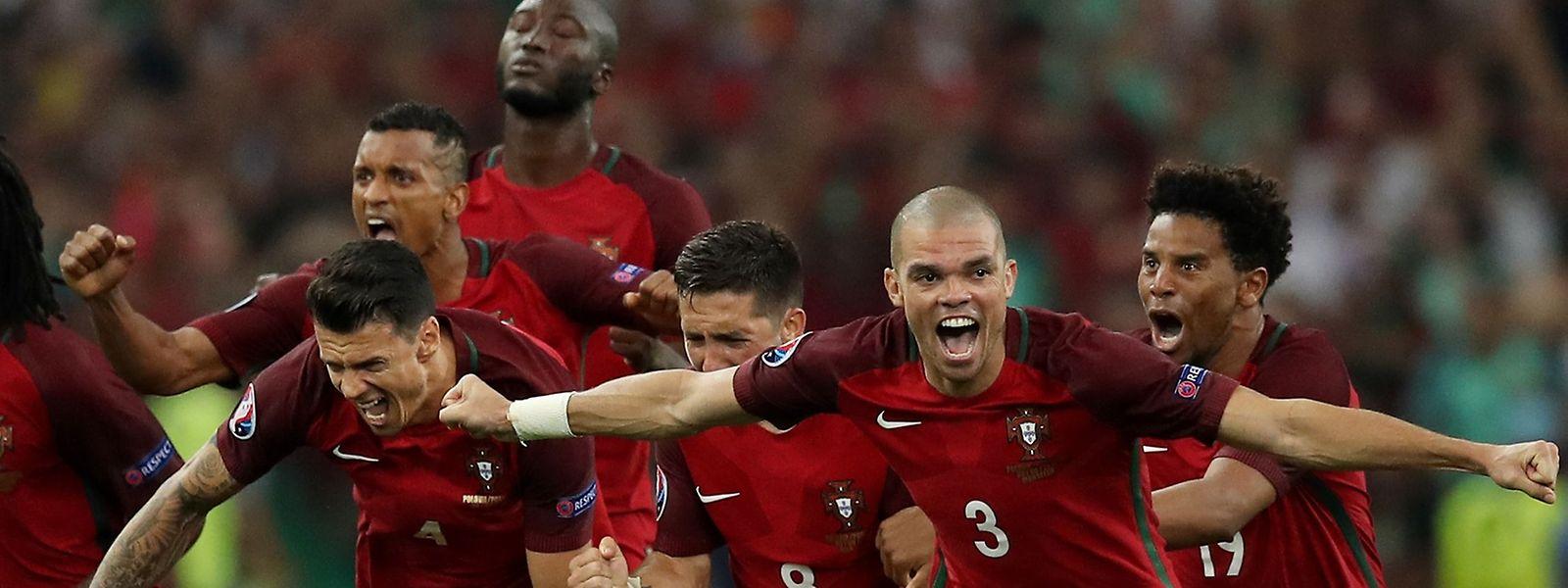 Pepe está de regresso à equipa das 'quinas' para defrontar a Hungria