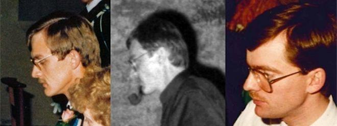 Wer ist der Mann auf dem Bild? Private Fotos von Wilmes (links) und Weydert (rechts).
