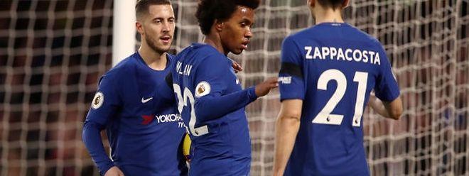 Hazard, Willian et Zappacosta préparent un coup fumant. Le Barça le verra-t-il venir?