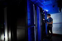 Die Daten europäischer Unternehmen liegen derzeit vor allem auf den Servern der großen US-Dienstleister.