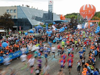 ING Night Marathon Luxembourg 2016