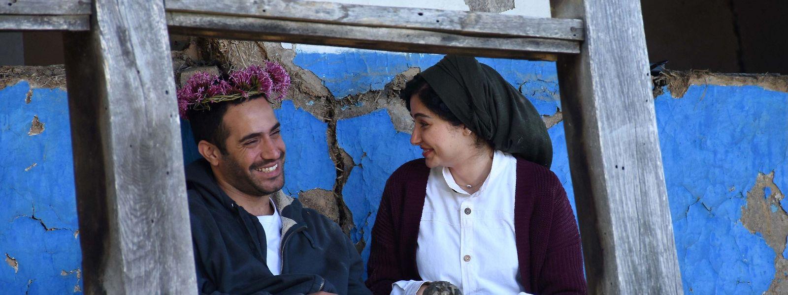 Javad et Nana, un bonheur trompeur...