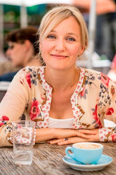 Eva Herzig im Jahr 2014.