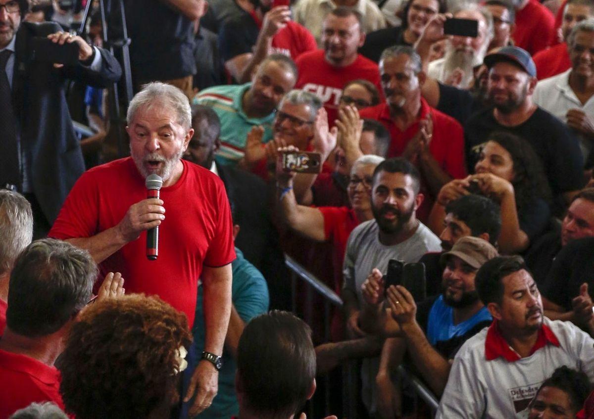 Lula da Silva já prometeu recorrer da condenação.