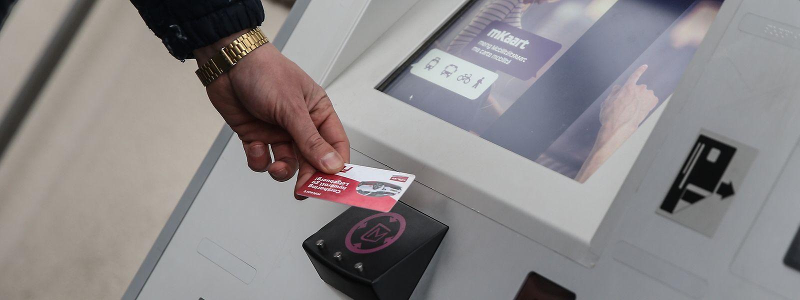 Der Fahrscheinkauf wird ab 1. März 2020 obsolet.
