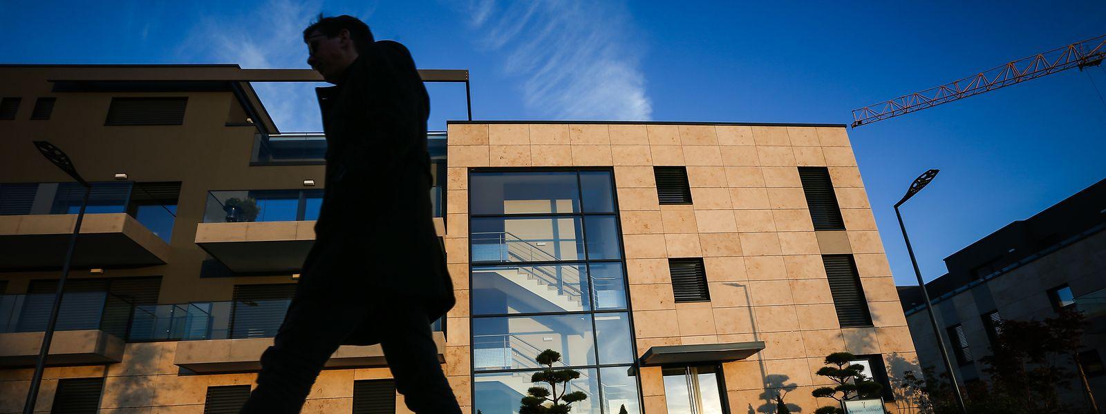 Le Luxembourg compte à peine 4.000 logements locatifs sociaux, soit 2% du parc de logements locatifs.